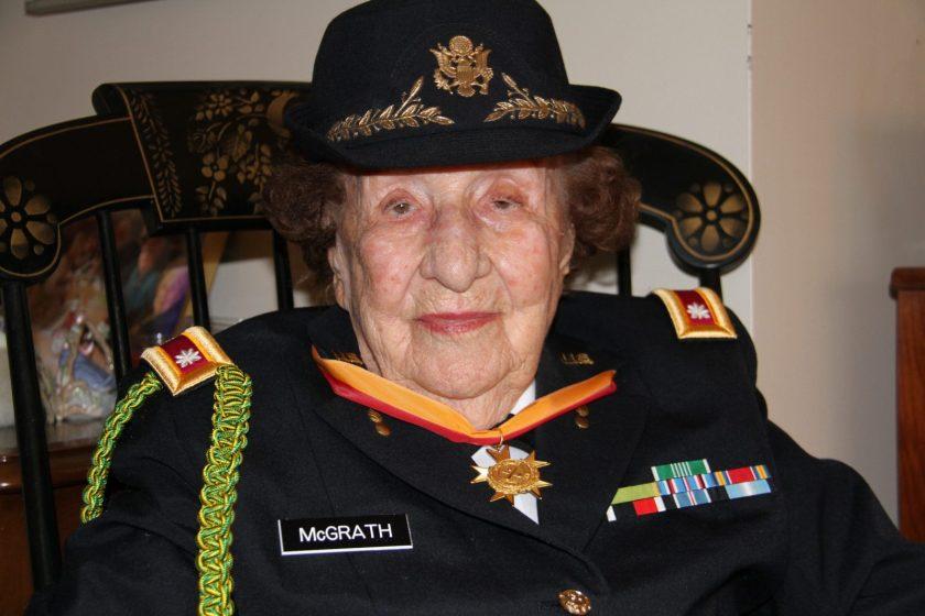 I am a U. S. Veteran: Military Women {WWII - Present]